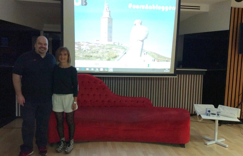 coruna-bloggers-marcus-y-sonia