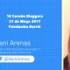 Nani Arenas 10 Coruña bloggers