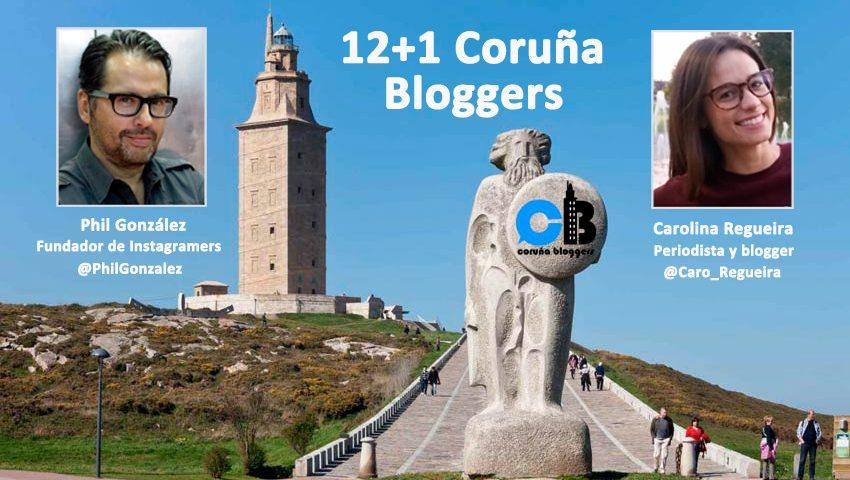 12+1 Coruna Bloggers