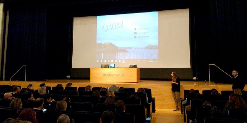 Coruña bloggers 12+1