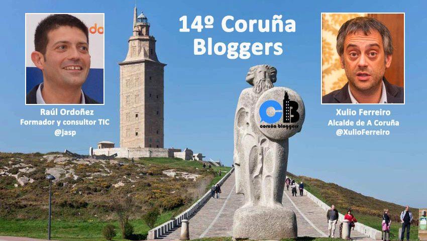 14º corunabloggers