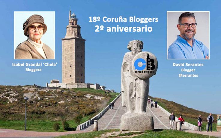 18º coruña bloggers