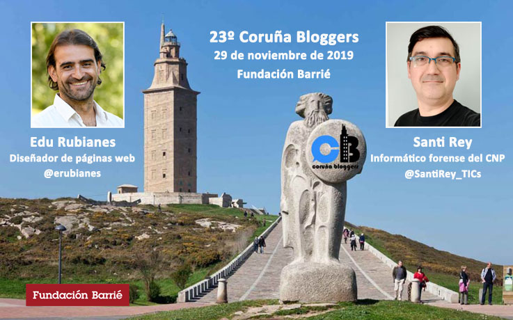 #23coruñabloggers