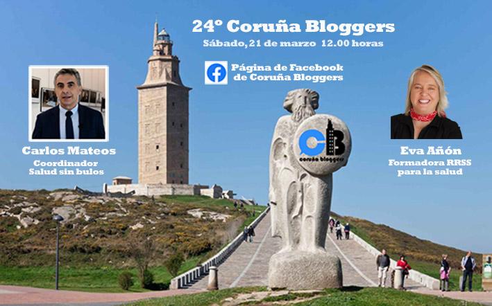 24 coruña bloggers